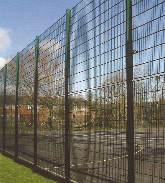 www.trevorburnfencing.co.uk:: Provider of mesh fencing and matching ...