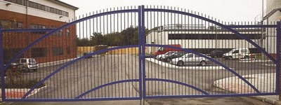 Trevor Burn Fencing Supplies And Installs A Range Of Metal